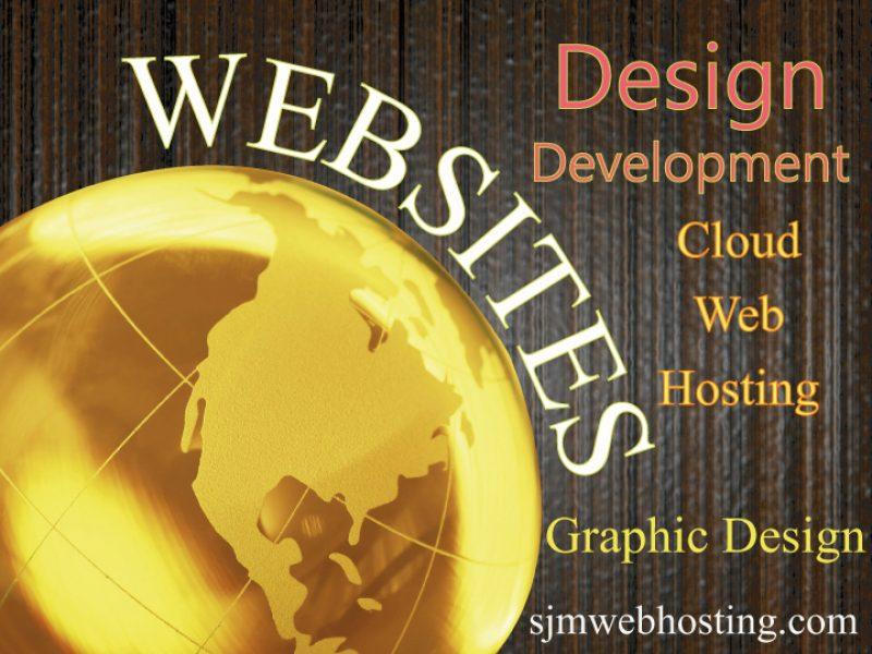 Web Hosting Website Design Development