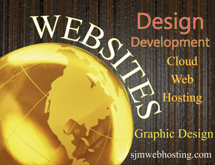 Web Hosting Website Design Development