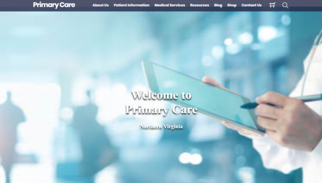 Medical Doctor Websites