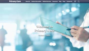 Medical Doctor Websites