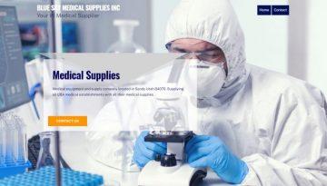 blue sky medical supplies inc