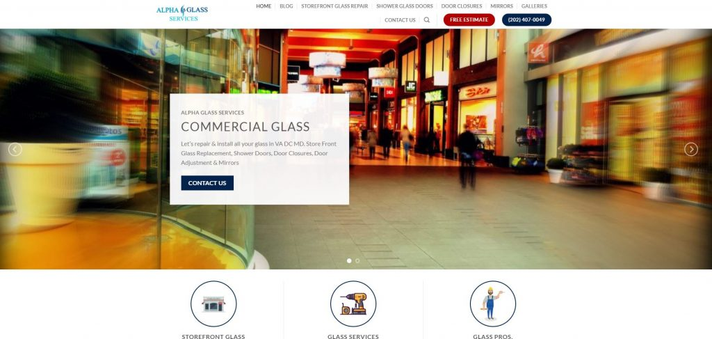 Alpha Glass Service