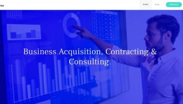Business Acquisition Contracting Consulting