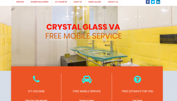 Crystal Glass VA