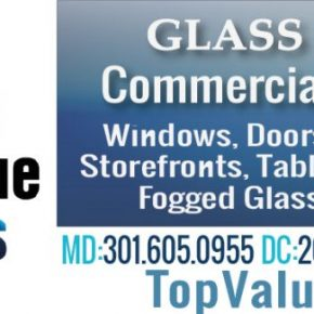 Glass Company Maryland