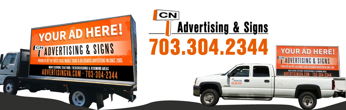 Mobile Billboards Tyson's Corner VA