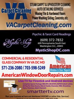 Glass Companies VA DC MD