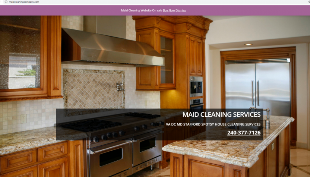 Maid Cleaning Company