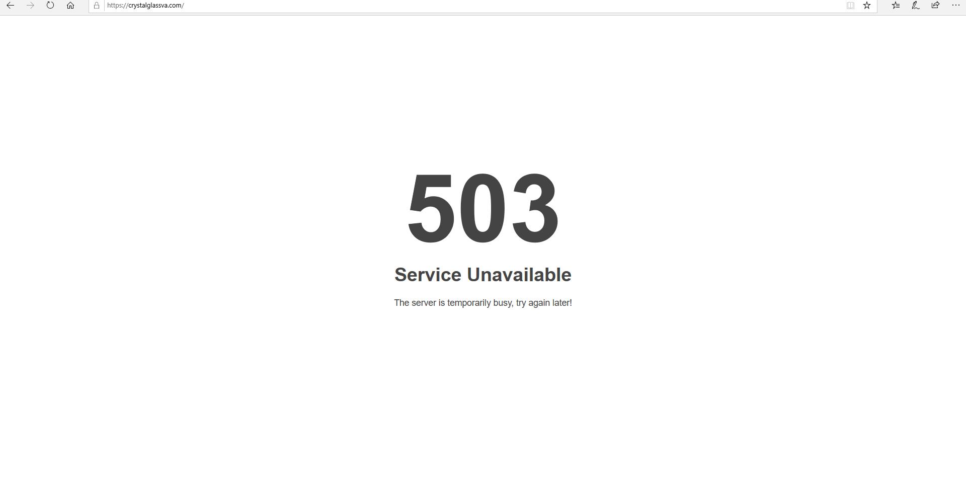 HTTP Error Uploading Images