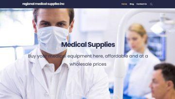 regional medical supplies inc