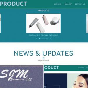 Spa Full Website Sale