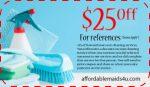 Affordable Maids 4 U