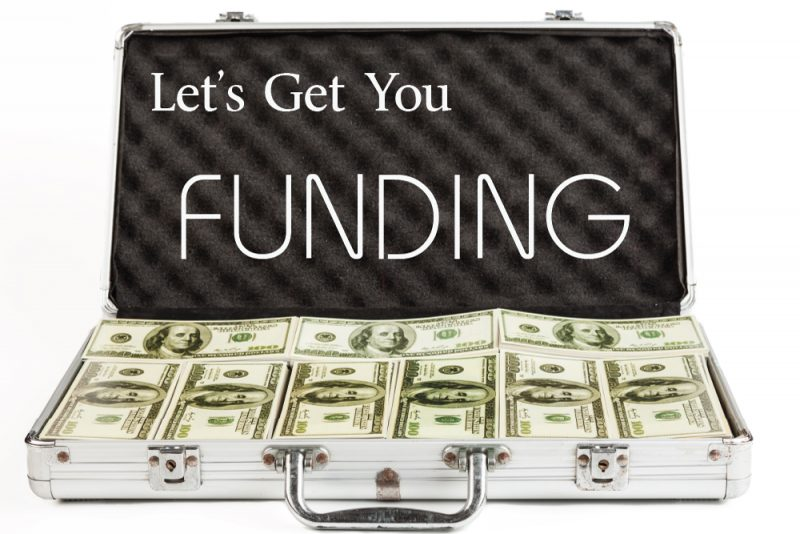 Do you need CASH now? Funding loans programs to build your business