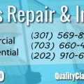 Window & Glass Serving DC, Virginia & Maryland repairs installation residential commercial