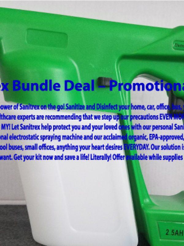Sanitrex-Promo-Deal-flyer