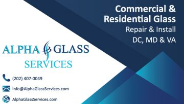 Alpha Glass Services