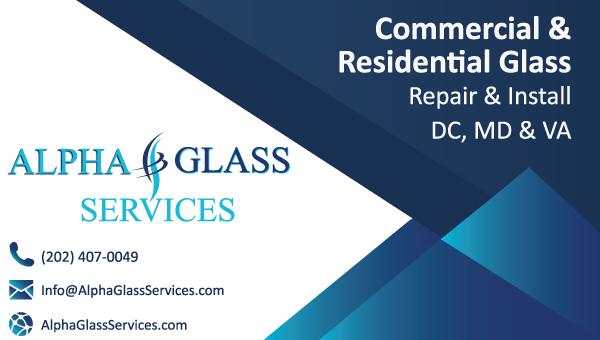 Alpha Glass Services