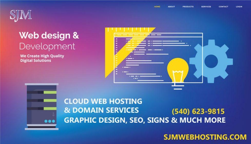 Web Hosting Company Virginia