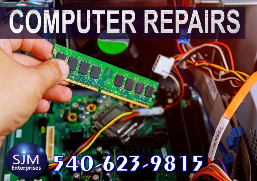 Computer Repairs Builders
